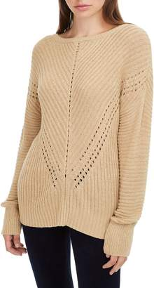 Noisy May Boatneck Knitted Sweater