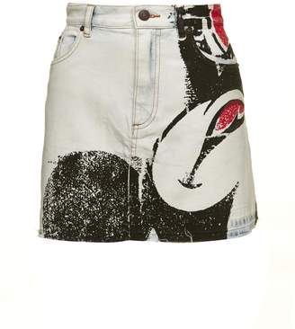 Marc Jacobs Mickey Mouse Skirt