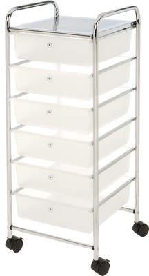 Rebrilliant 6-Drawer Storage Chest
