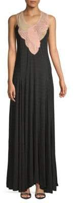 Pierre Balmain Sleeveless Evening Gown
