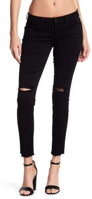 Siwy Denim Hannah Distressed Stretch Skinny Jeans