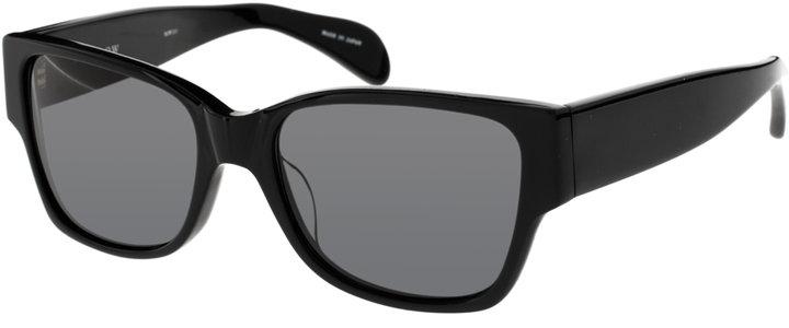 The Row Cats Eye Sunglasses