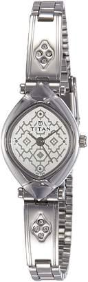 Titan Analog Dial Women's Watch - 2417SM01