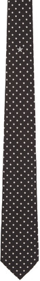 Givenchy Black & White Stars Tie $195 thestylecure.com