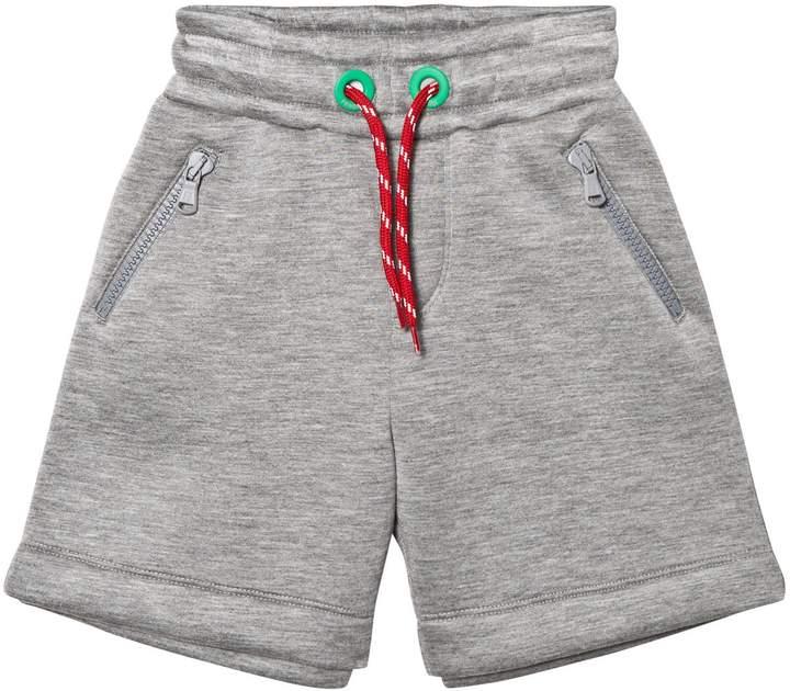 Grey Monster Neoprene Shorts