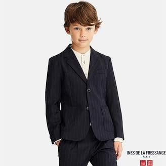 Uniqlo Kid's Wool-blend Jacket (ines De La Fressange)