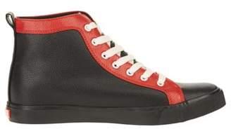 Marvel Deadpool Men's High Top Sneaker