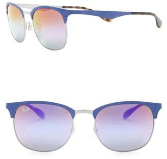 Ray-Ban 53mm Square Sunglasses