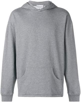 Closed x F. Girbaud embossed hood sweatshirt