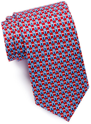 TailorByrd Pug Silk Tie $19.97 thestylecure.com