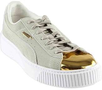 Puma Women's Suede Platform Fashion Sneaker