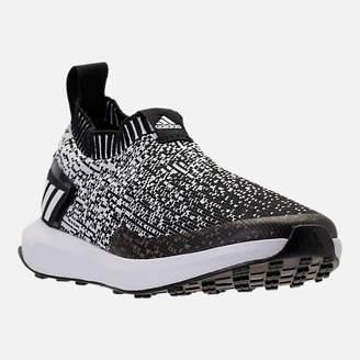adidas Boys' Grade School RapidaRun Laceless Running Shoes