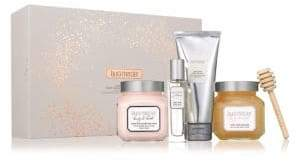 Laura Mercier Luxe Indulgences Ambre Vanille Luxe Body Collection