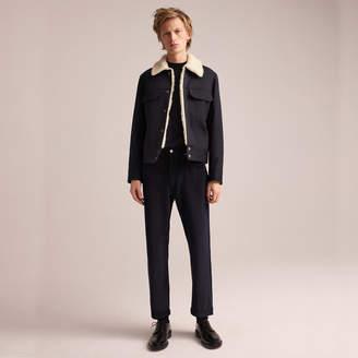 Sandro Vintage-style cotton jacket