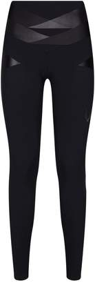 Lucas Hugh Axis Contrast Panels Leggings