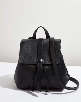 Jigsaw Blake Leather Backpack