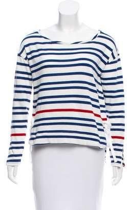 White + Warren Long Sleeve Knit Top