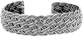 Rob-ert Robert Manse Designs Bali Silver Cuff