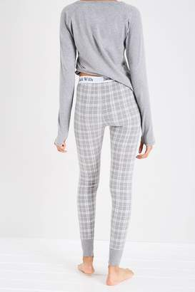 Jack Wills Faulkebourne Plaid Leggings