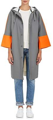 Marni Women's Volume Colorblocked Raincoat