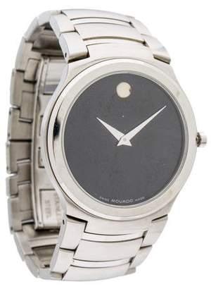 Movado Luno Watch