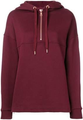 See by Chloe loose fitted hoodie
