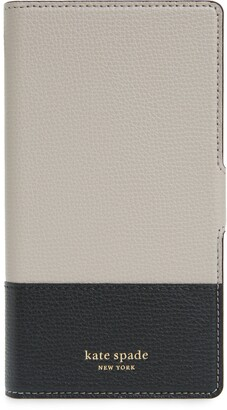 Kate Spade sylvia magnetic wrap iPhone X/XS/XS Max & Xr folio