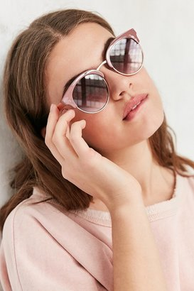 Urban Outfitters Samantha Catmaster Sunglasses $16 thestylecure.com