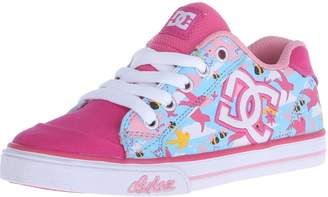 DC Girls Chelsea Graffik Lowtop Shoes