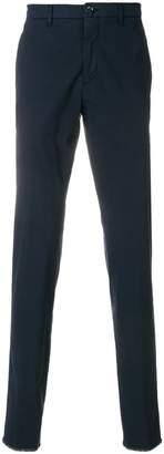 Lardini regular tailored trousers