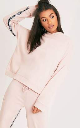 PrettyLittleThing Pink Oversized Hoodie