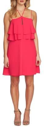 Cynthia Steffe CeCe by Ruffle Halter Dress