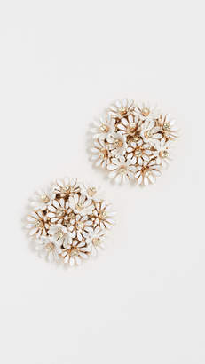 Kate Spade Loves Me Loves Me Not Statement Studs