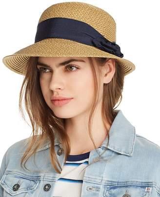 8e808e95 Physician Endorsed Spectator Metallic Straw Sun Hat