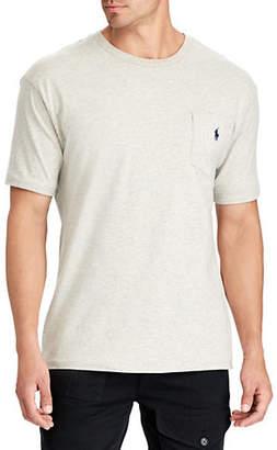 Polo Ralph Lauren Big & Tall Cotton Jersey Pocket T-Shirt