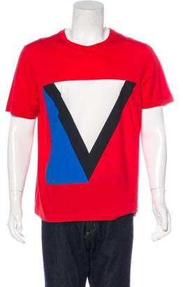 Louis Vuitton Graphic T-Shirt