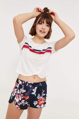 Ardene Super Soft Floral Shorts