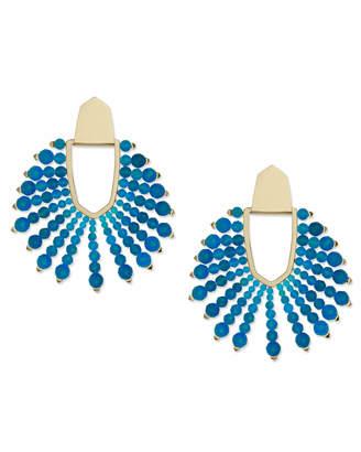 Kendra Scott Diane Beaded Statement Earrings