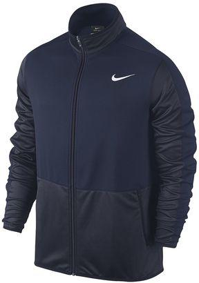 Big & Tall Nike Dri-FIT Rivalry Full-Zip Jacket $60 thestylecure.com