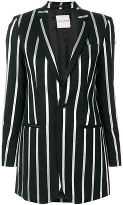 Each X Other striped oversize blazer