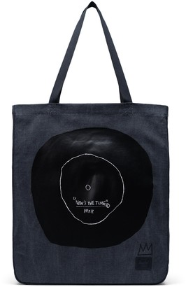 Herschel Basquiat Tote Bag