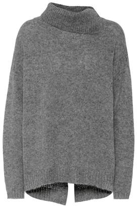 81 Hours 81hours Cast cashmere sweater