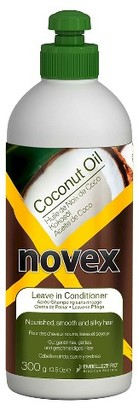 Novex Coconut Oil Leave In Conditioner 10.5 oz $9.99 thestylecure.com