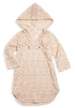 Zimmermann Kids Little Girl's& Girl's Bayou Filigree Robe