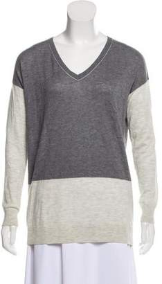 Vince Merino Wool V-Neck Sweater