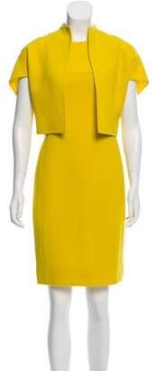 Akris Wool Dress Set