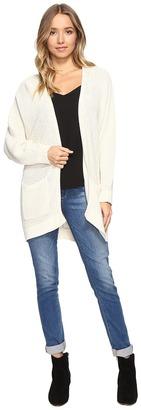 kensie Cotton Blend Cardigan KS1K5545 $89 thestylecure.com
