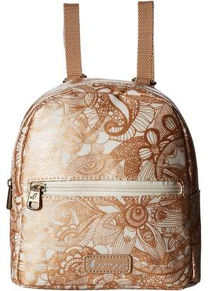 Sakroots Mini Crossbody Backpack Backpack Bags
