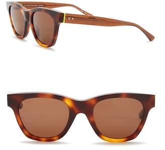 Christopher Kane Women's Square Acetate 49mm Sunglasses
