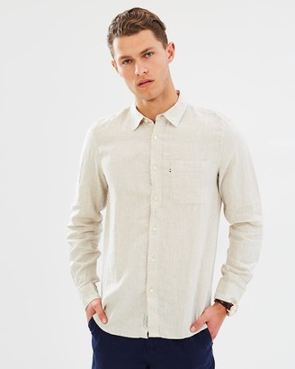 Hampton Linen Shirt
